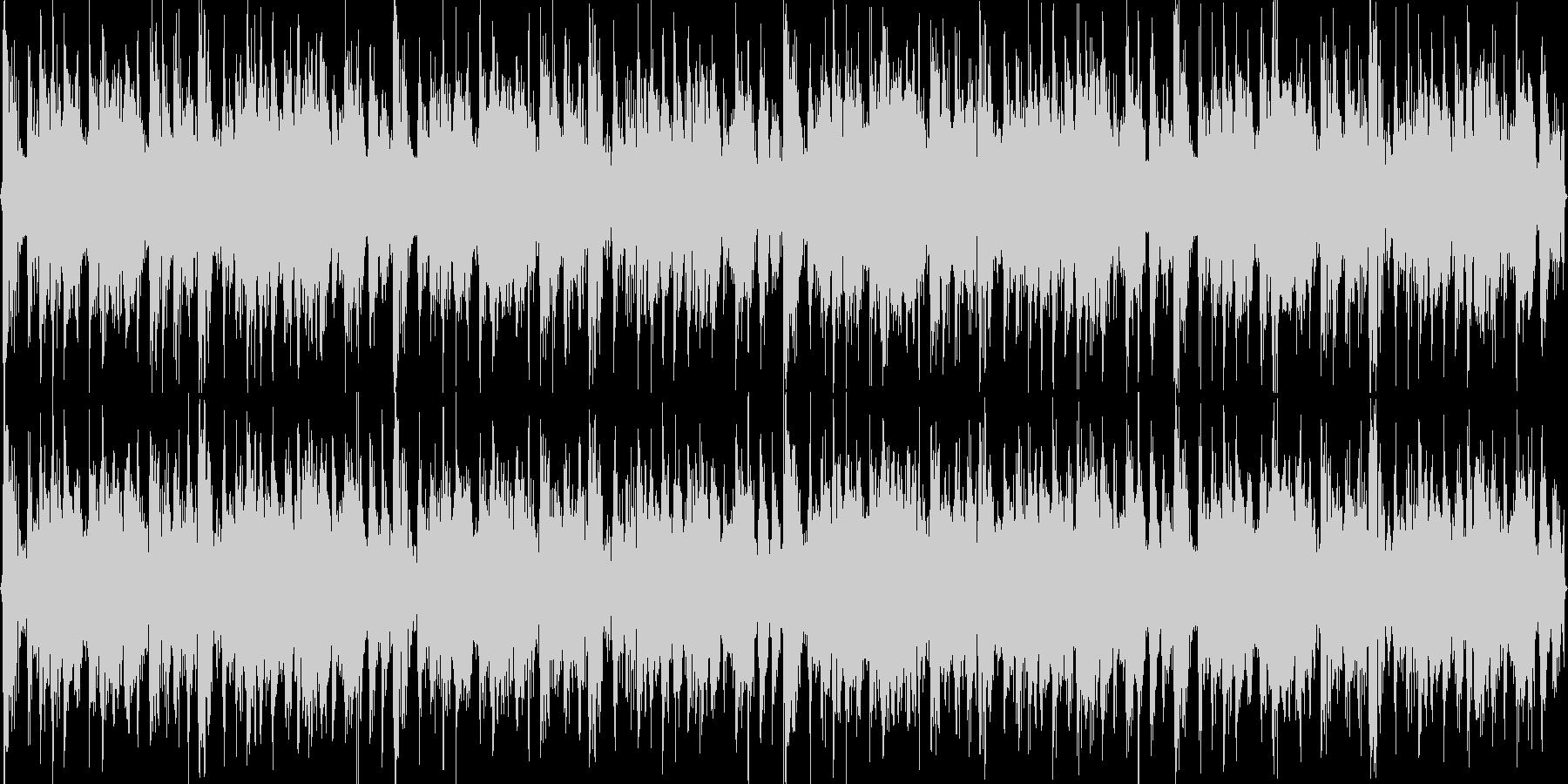 ダンストランス イベントBGMの未再生の波形