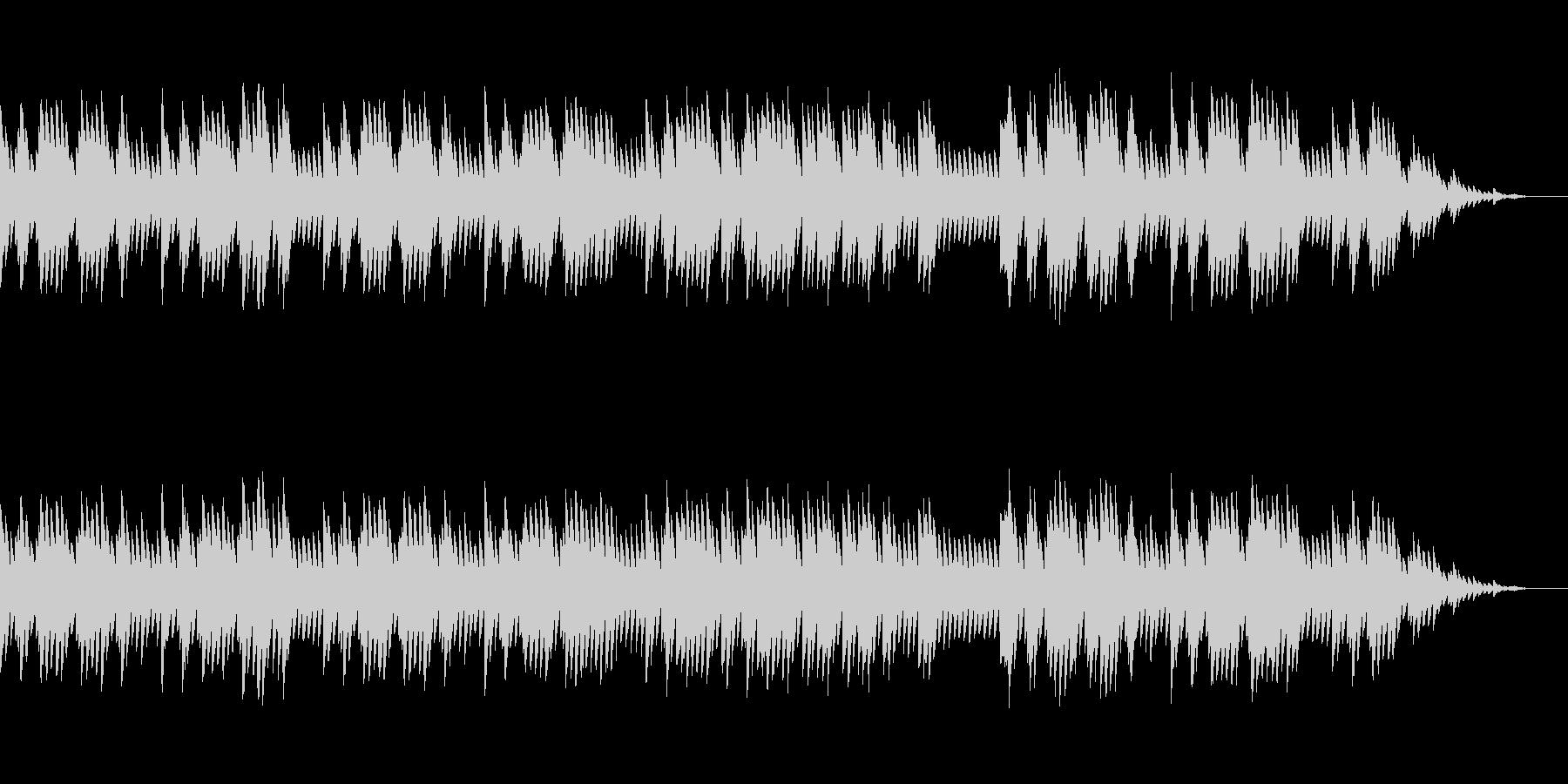 8bitクラシック-パヴァーヌ-の未再生の波形