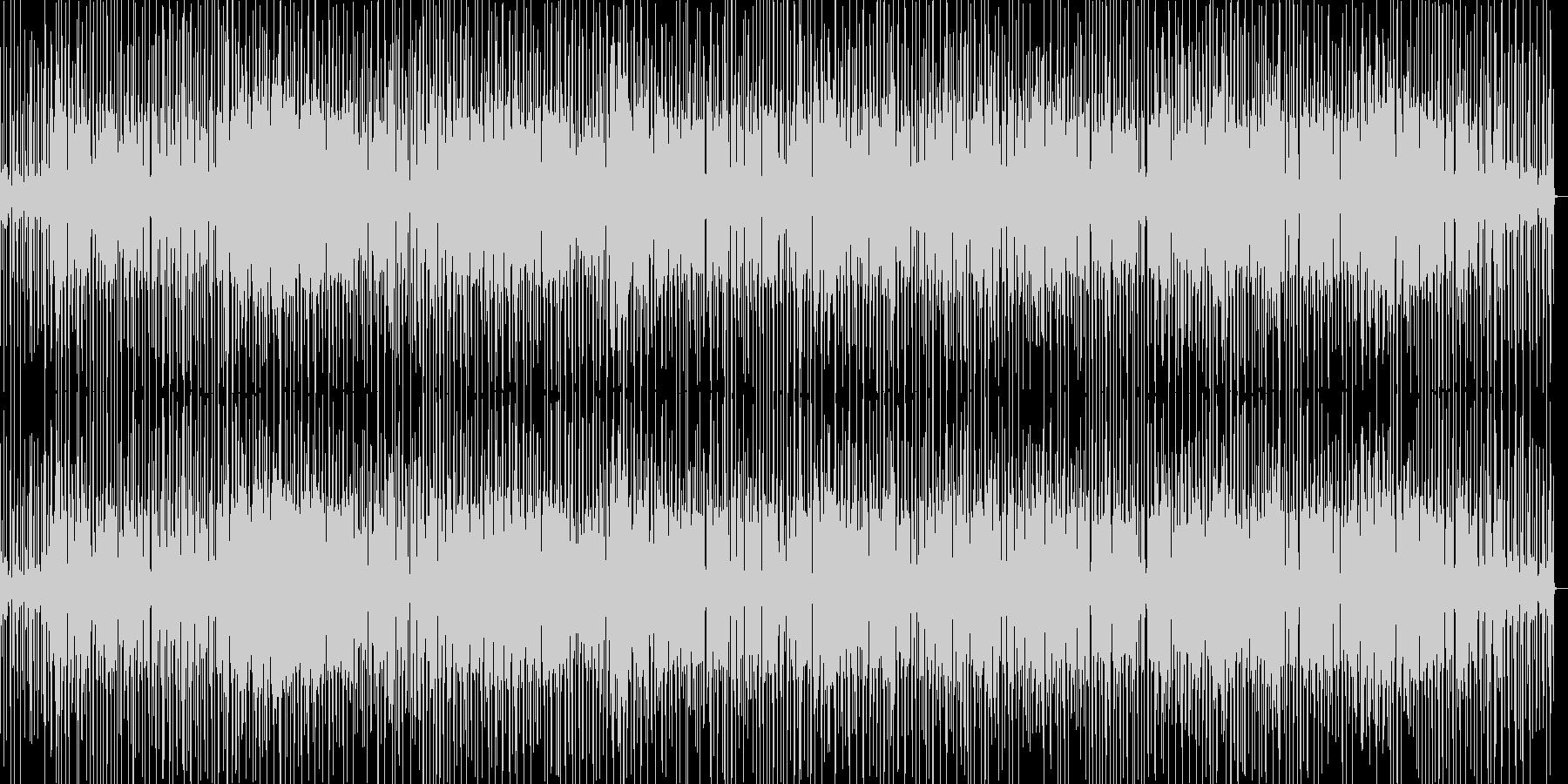 1970年代中期Jazz Funkの未再生の波形