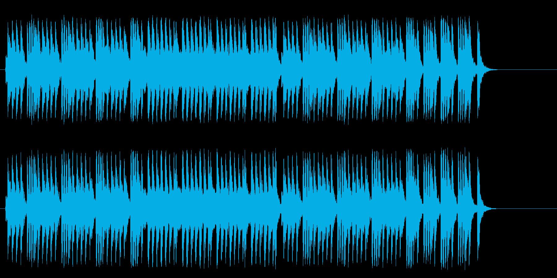 小さなバレリーナを描いたセミクラシックの再生済みの波形