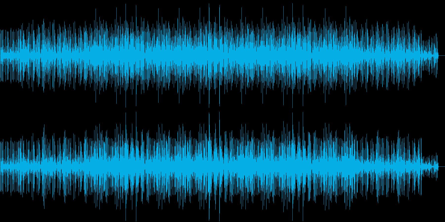 152bpm、Bb-Maj、ジャズ調の再生済みの波形