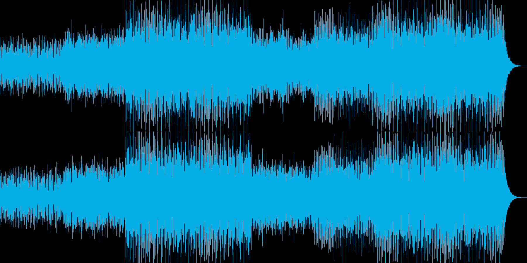 ニュース映像ナレーションバック向け_17の再生済みの波形