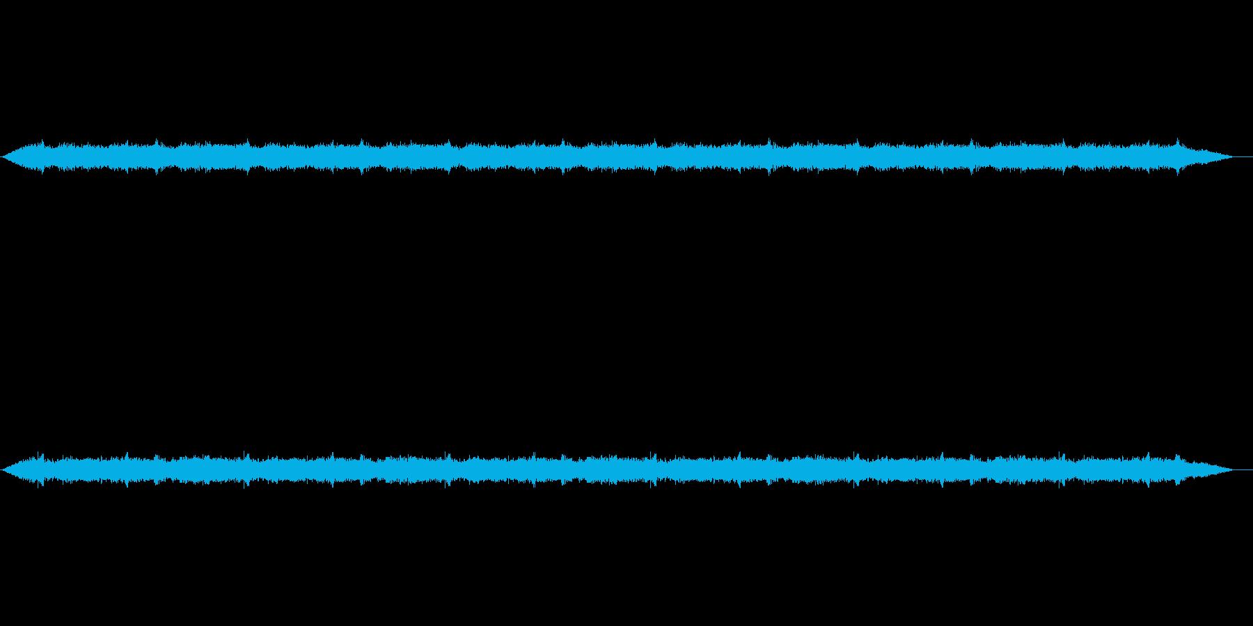 【秋の虫 生録 環境01-2】の再生済みの波形