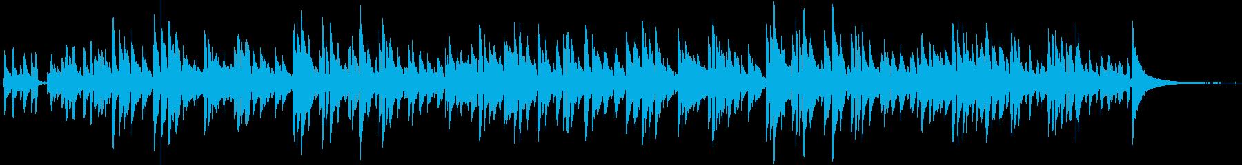 ギターデュオによるヒーリング音楽です。の再生済みの波形
