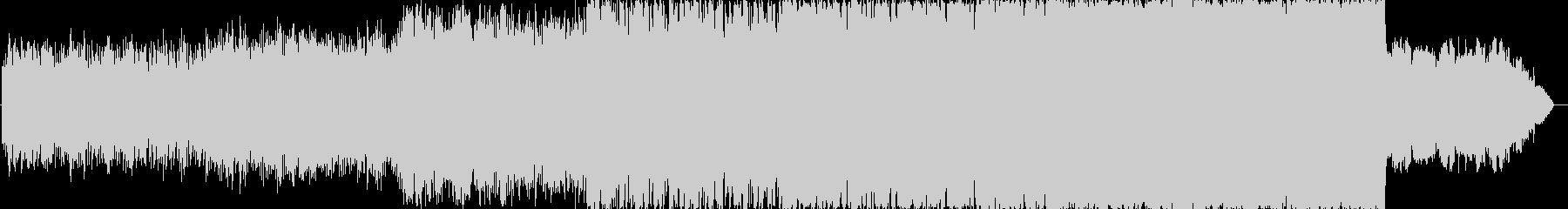 暗め ポップス オーケストラ風の未再生の波形