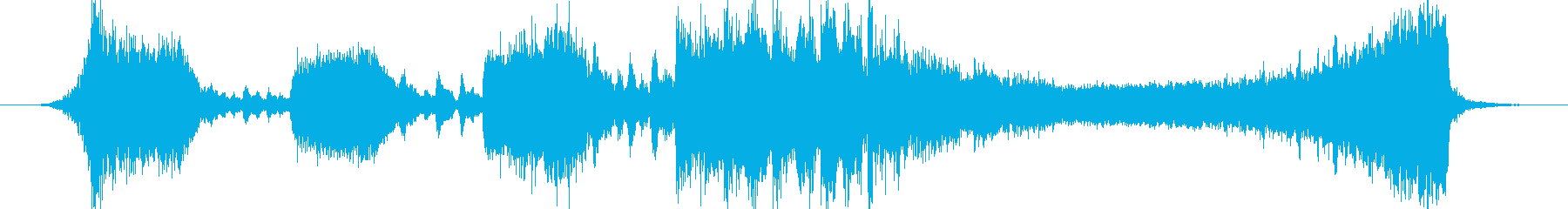 30秒CM、広告 現代オーケストラ の再生済みの波形