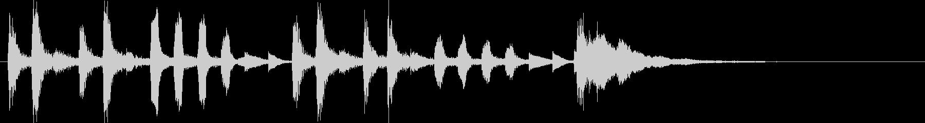 メルヘンなシンセ・キラキラ音など短めの未再生の波形