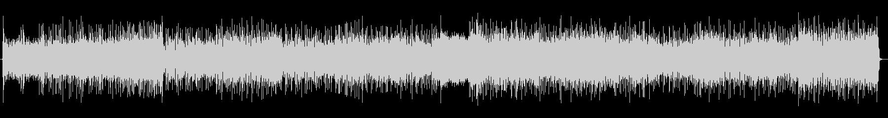 【生音】ミドルテンポのハードロックの未再生の波形