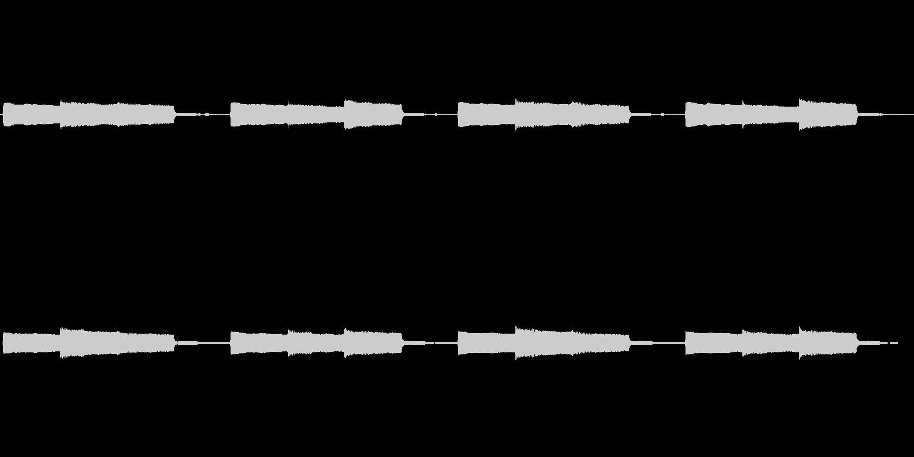 【アラーム02-2L】の未再生の波形