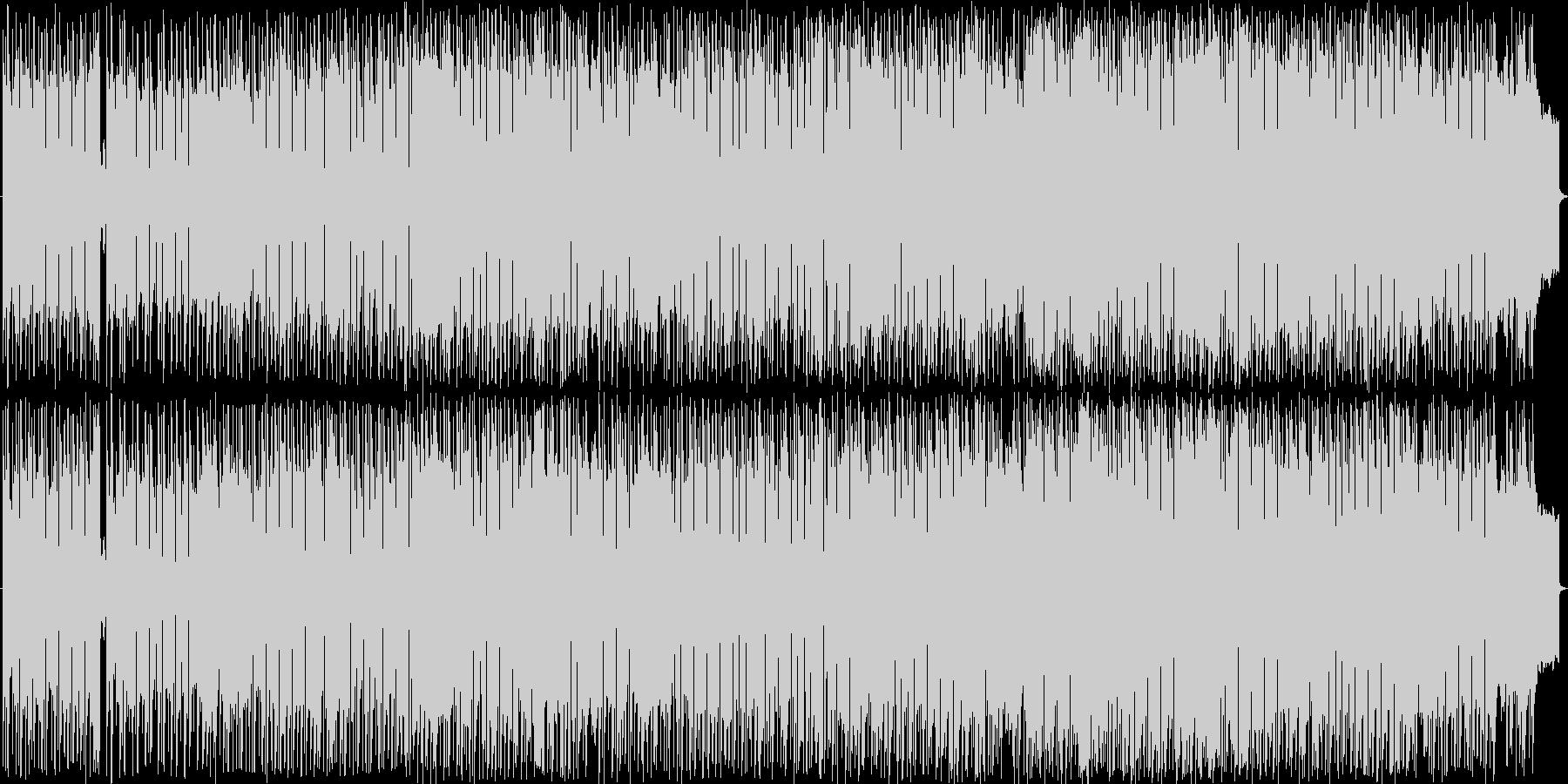 ベビーフェイス風のR&Bバラードです。の未再生の波形