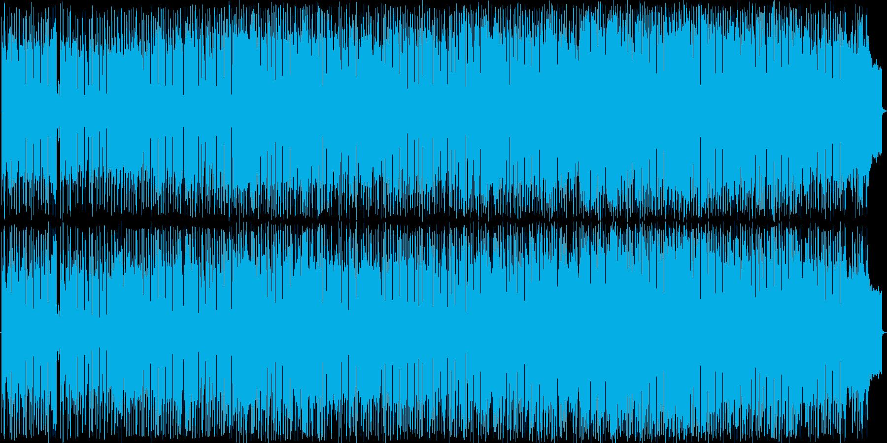 ベビーフェイス風のR&Bバラードです。の再生済みの波形