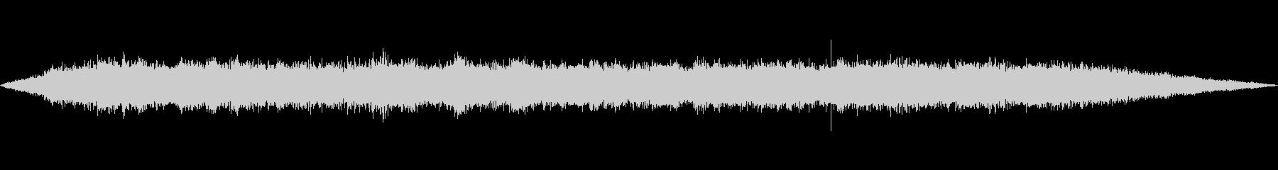 海 波 浜辺 海岸 カモメの環境音 16の未再生の波形
