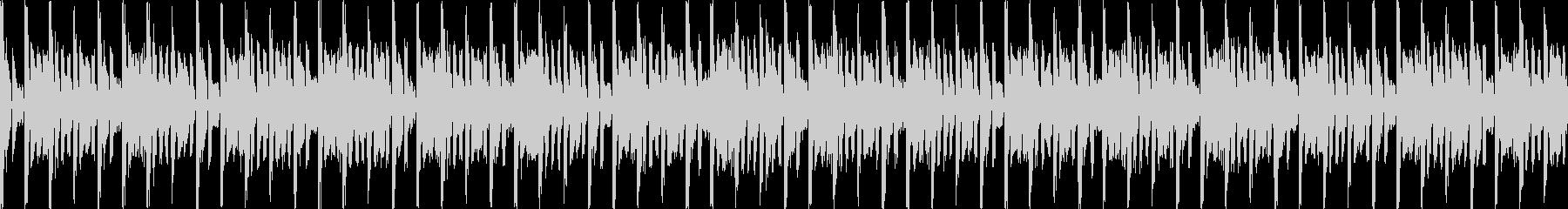 汎用BGM/デジタル(LOOP対応)の未再生の波形