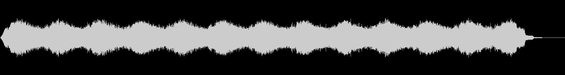 サンプルアンドホールド(ランダム)音の未再生の波形
