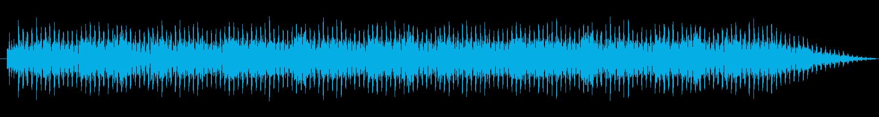 ショートBGM: トランス・ピアノ_Cの再生済みの波形