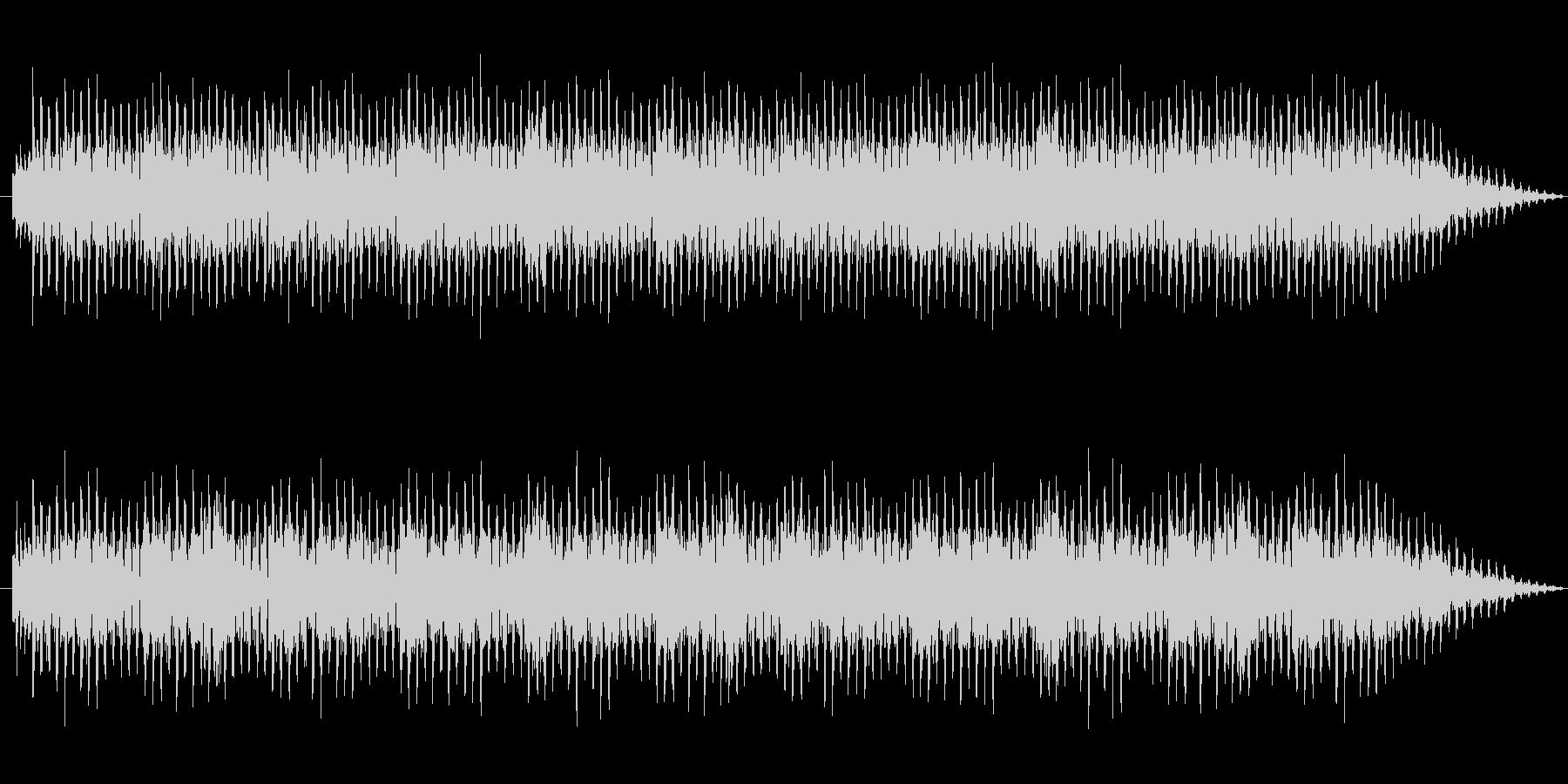 ショートBGM: トランス・ピアノ_Cの未再生の波形