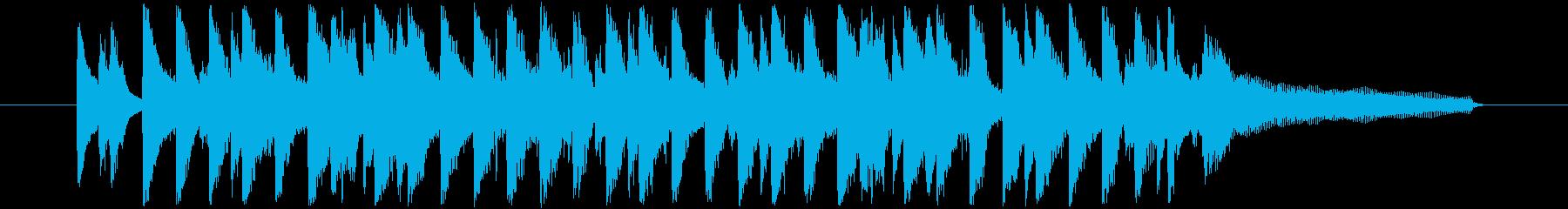 流行のコーポレート系サウンドシリーズ♪の再生済みの波形