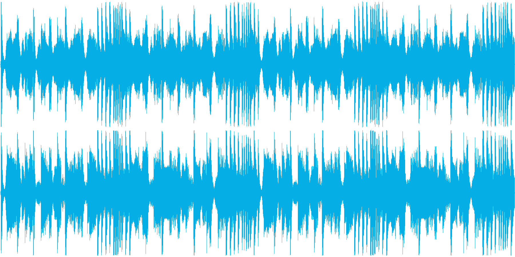 【ラウンジJAZZ/ロマンチックピアノ】の再生済みの波形