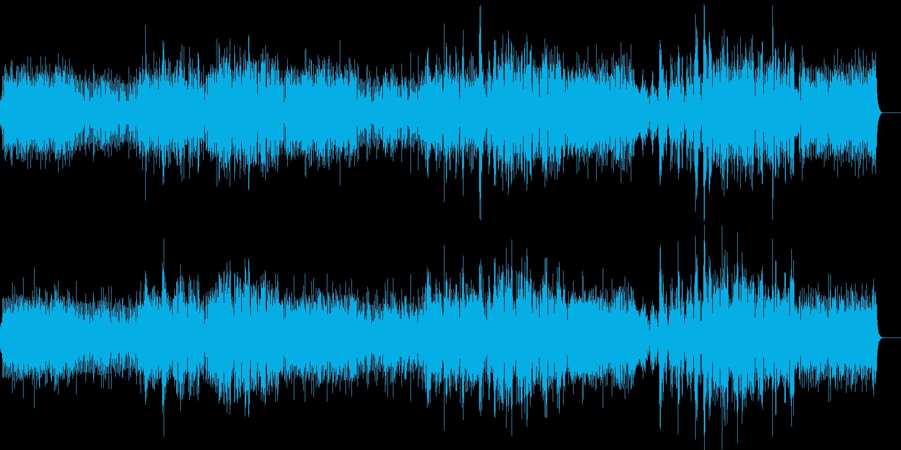 ・「男性が歌う女性向けの歌詞」をテーマ…の再生済みの波形