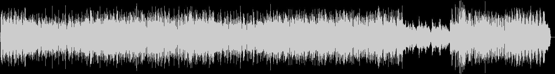 電波系 アイドルポップ アニソン オタクの未再生の波形