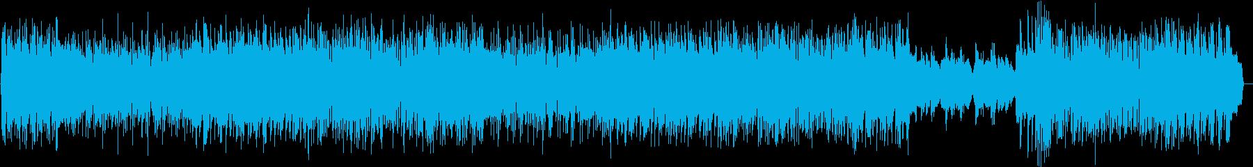 電波系 アイドルポップ アニソン オタクの再生済みの波形