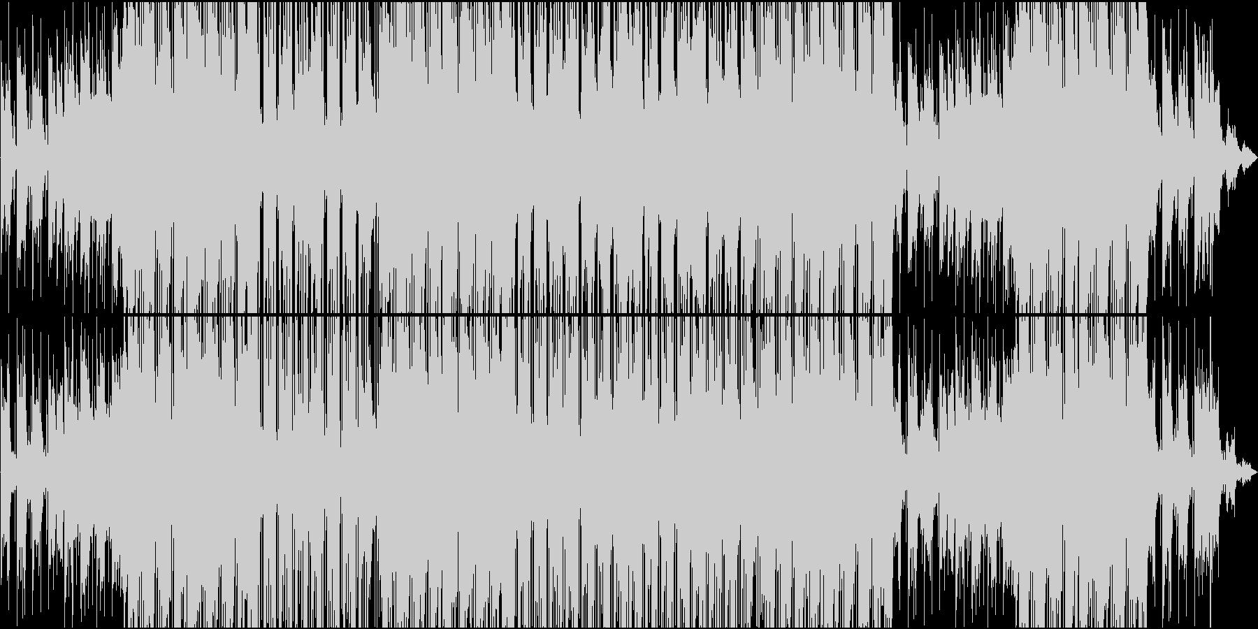 80'都会系シンセR&Bゆったりバラードの未再生の波形