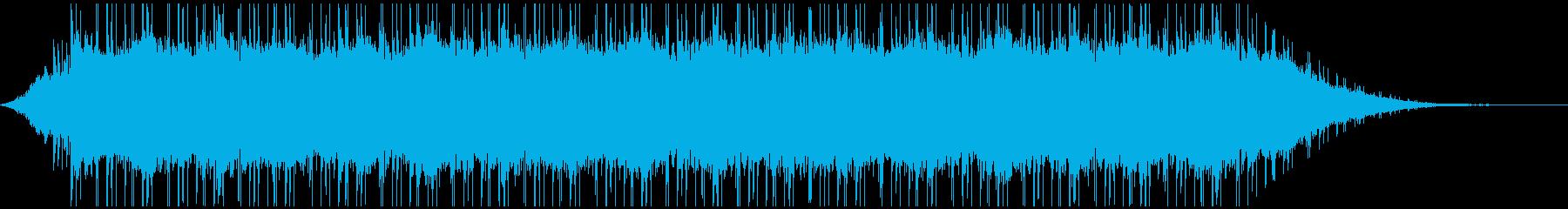 ラウンジ向きのゆったりしたピアノBGM2の再生済みの波形