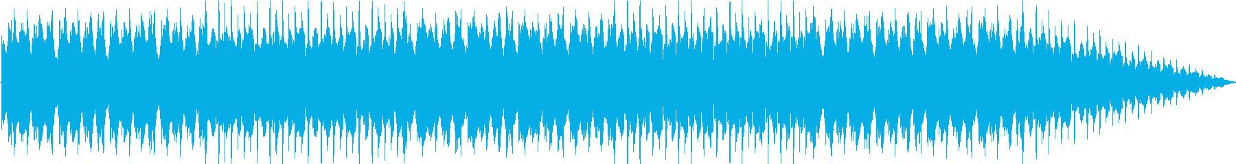 ほのぼのしたRPG世界観のチップチューンの再生済みの波形