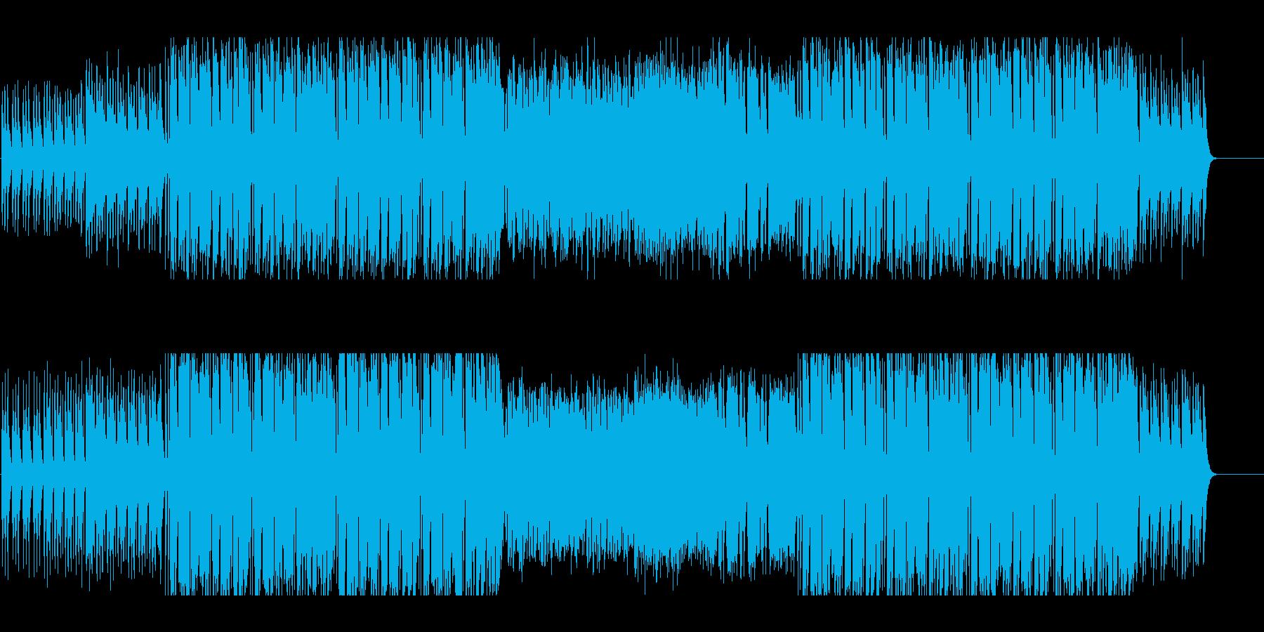 クリスマス メルヘン かわいい 楽しいの再生済みの波形