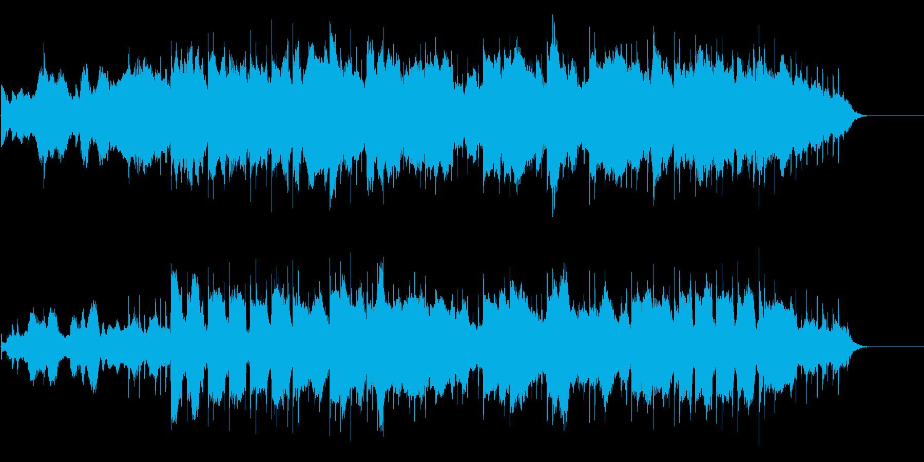インフォメーション CM 案内 大空の再生済みの波形