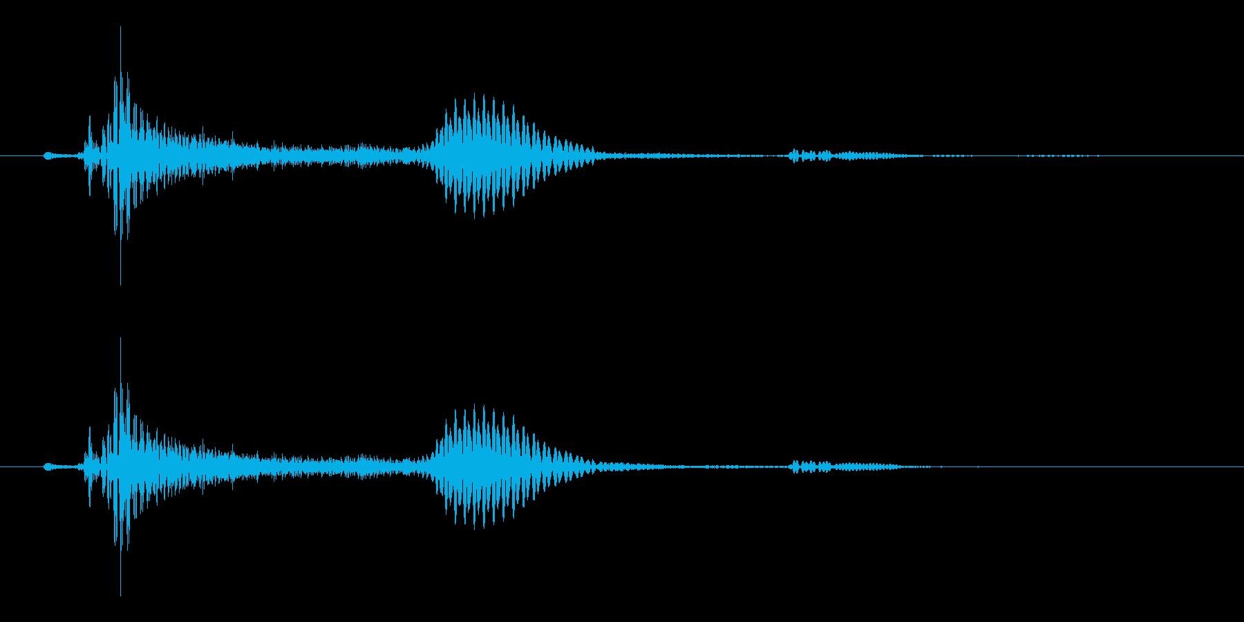 うふふ03(*´艸`*) 妖艶の再生済みの波形