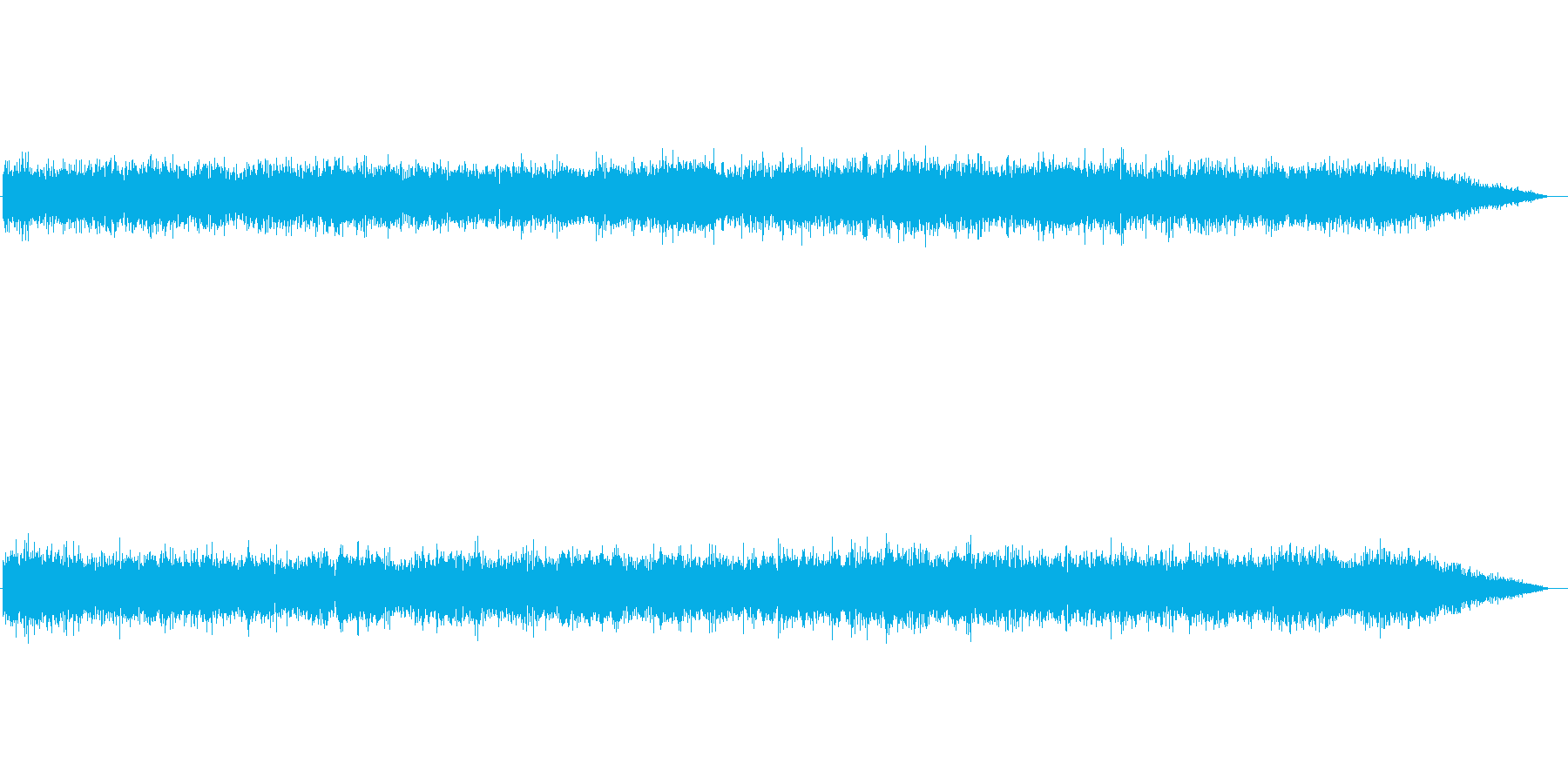 ごーの再生済みの波形
