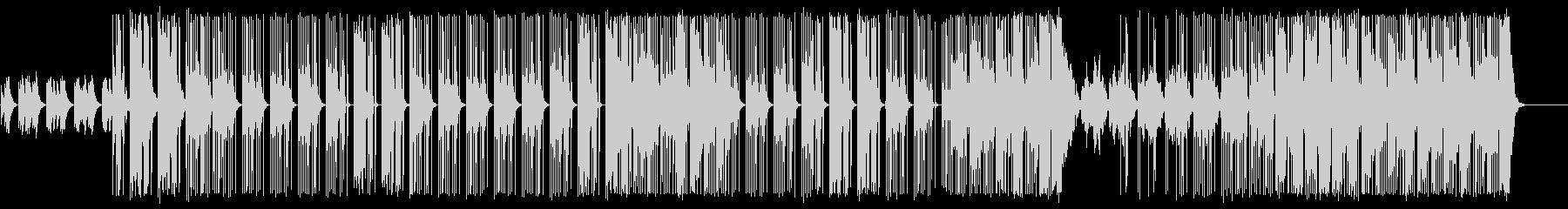 リードシンセ・メロHip-HopBeatの未再生の波形