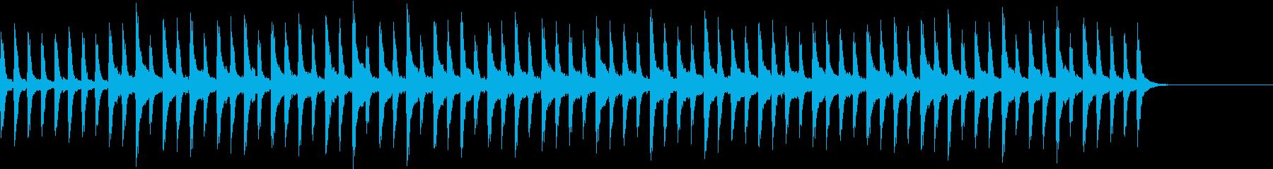 creo_leo_bgm25の再生済みの波形