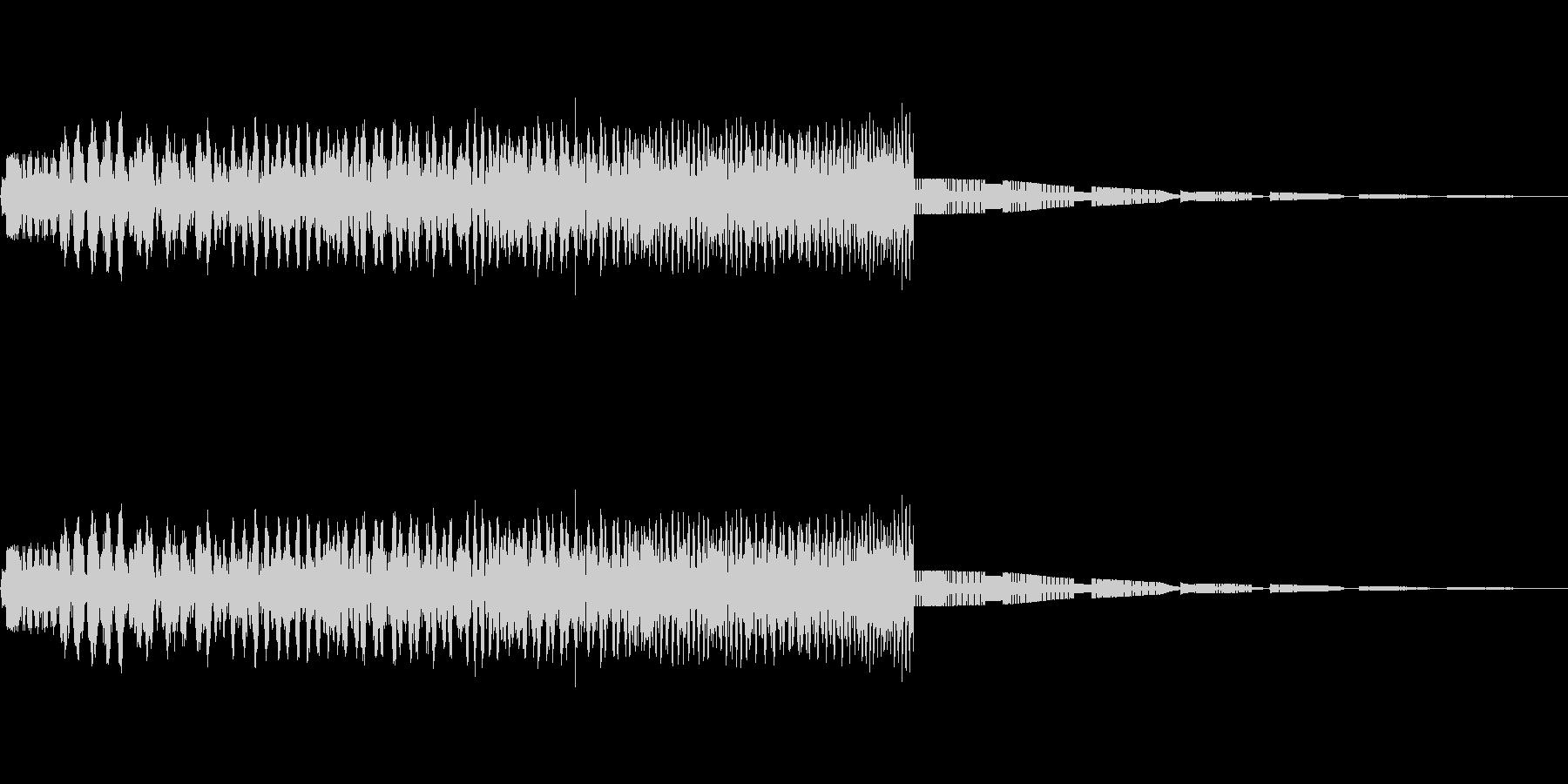 [ピロロロ]パラメータUP(8bit系)の未再生の波形
