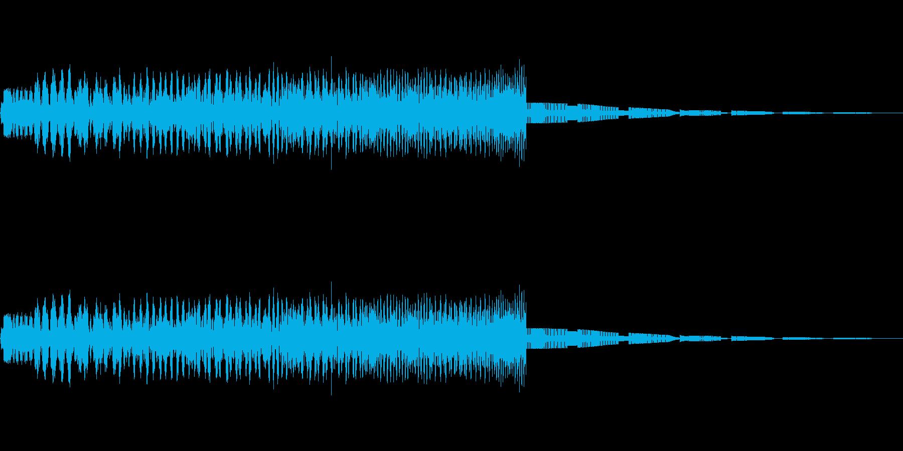[ピロロロ]パラメータUP(8bit系)の再生済みの波形