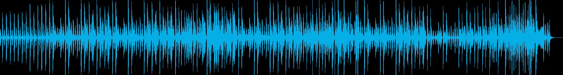 楽しい・軽快・ほのぼの・日常・ピアノソロの再生済みの波形