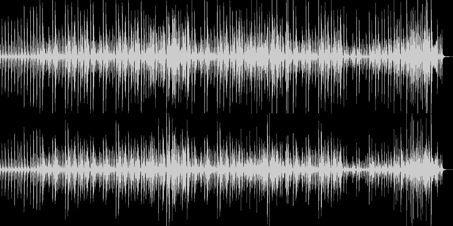 楽しい・軽快・ほのぼの・日常・ピアノソロの未再生の波形