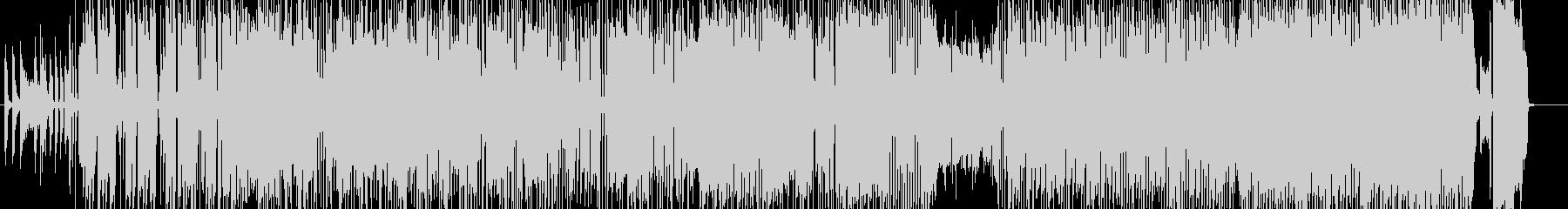 Funk_Fusion POPの未再生の波形