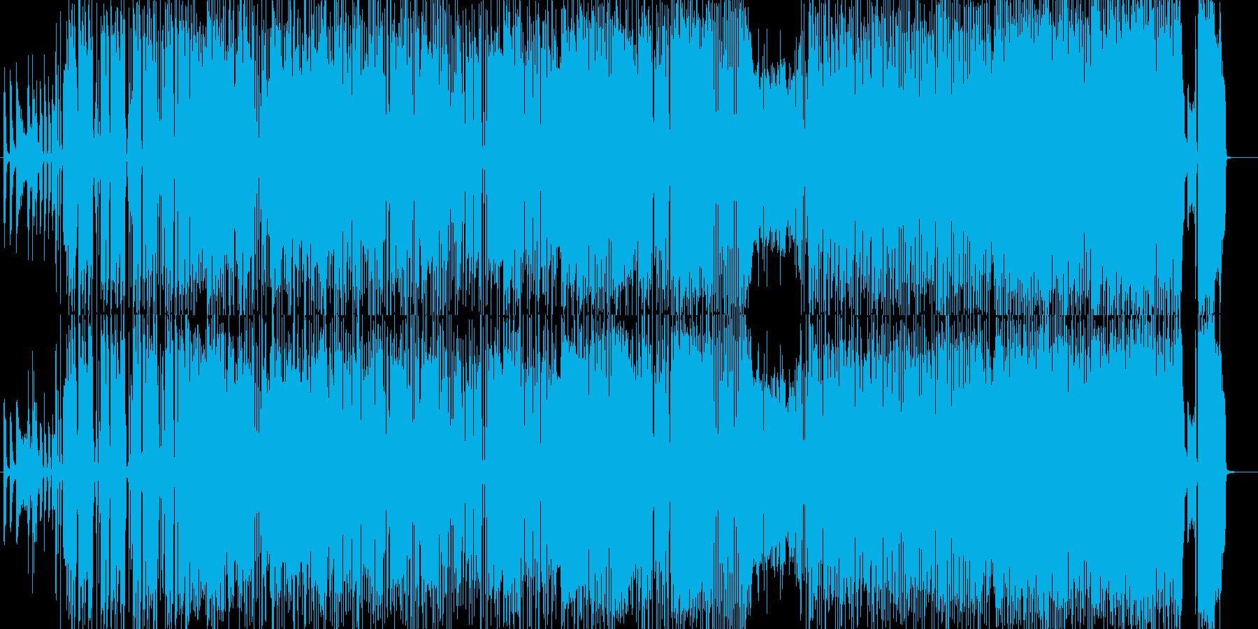 Funk_Fusion POPの再生済みの波形