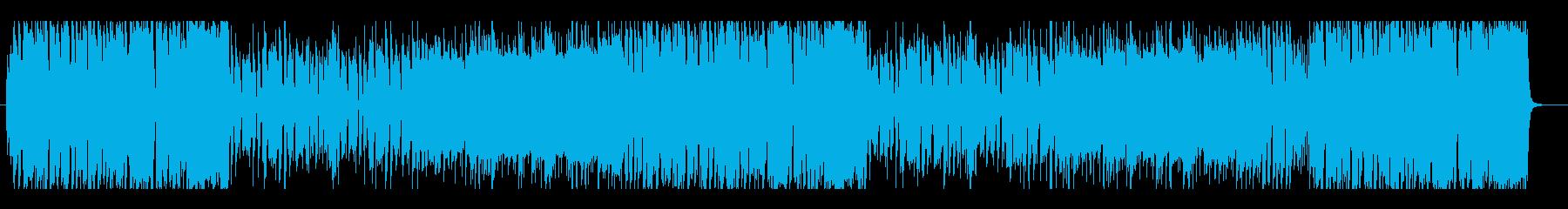 OPに使えそうなストリングスの曲の再生済みの波形