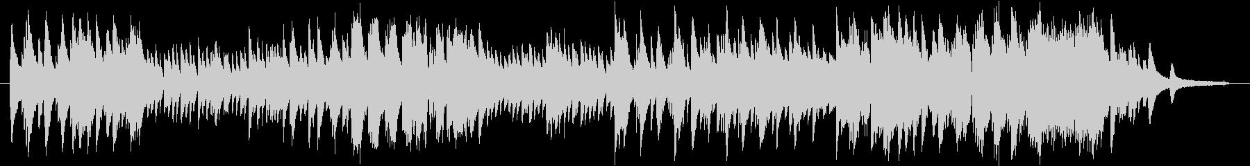 優しいピアノ曲です。様々な用途でお使い…の未再生の波形