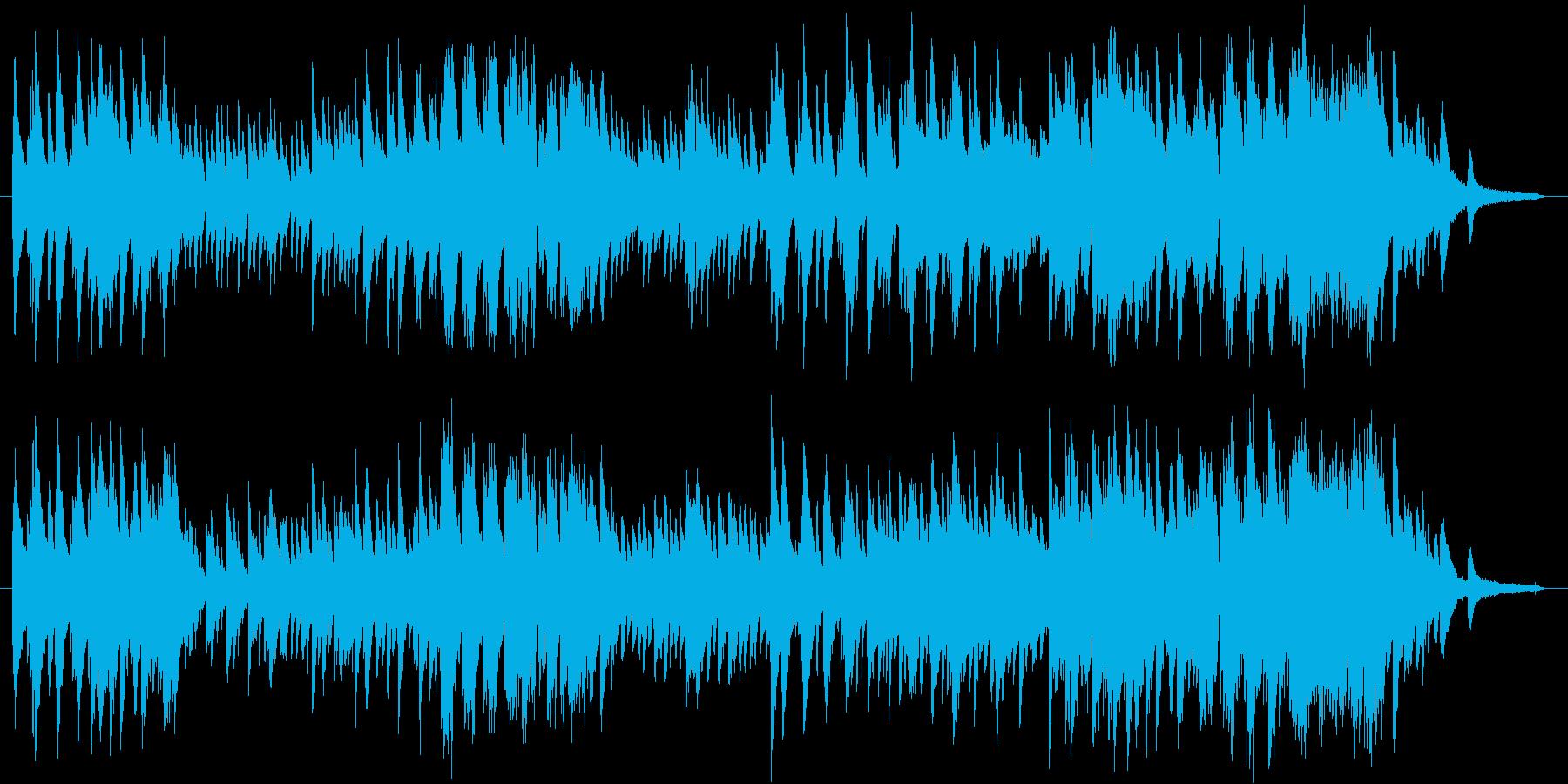 優しいピアノ曲です。様々な用途でお使い…の再生済みの波形