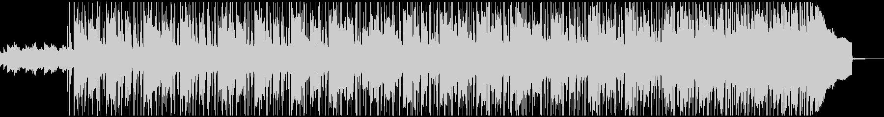 エレピやシンセが入った柔らかいロックの未再生の波形