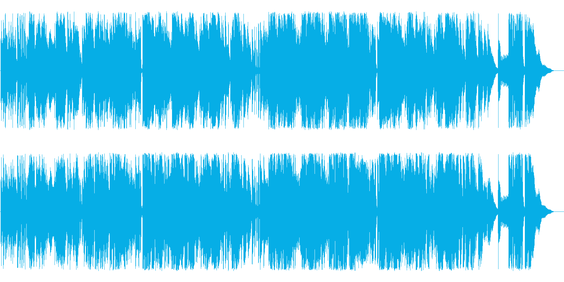 Danny Boy (sax)の再生済みの波形