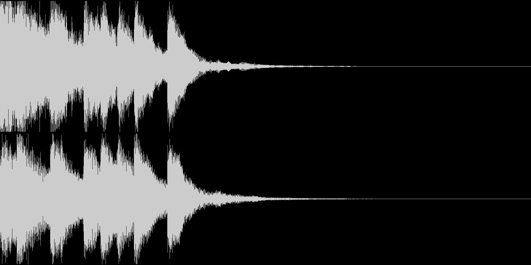 シンプル ベル チャイナ 中国風 10の未再生の波形
