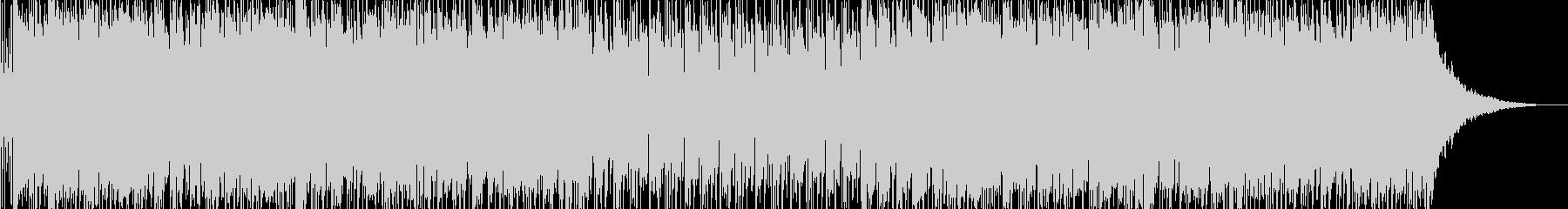 フュージョン風明るいポップス03の未再生の波形