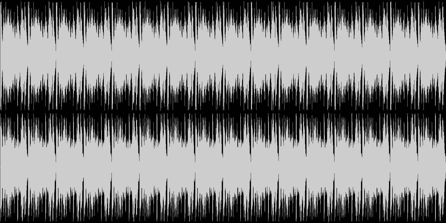【ロック/ストリングス/盛り上がり】の未再生の波形