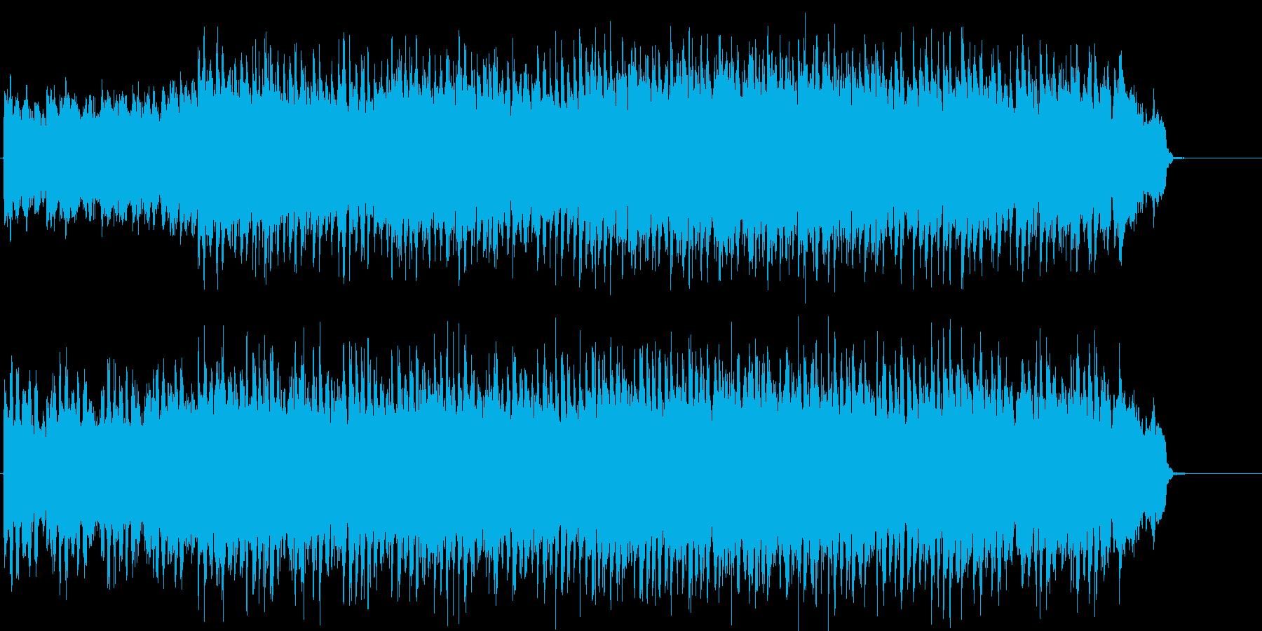 さびしい しっとり  ほのぼのの再生済みの波形