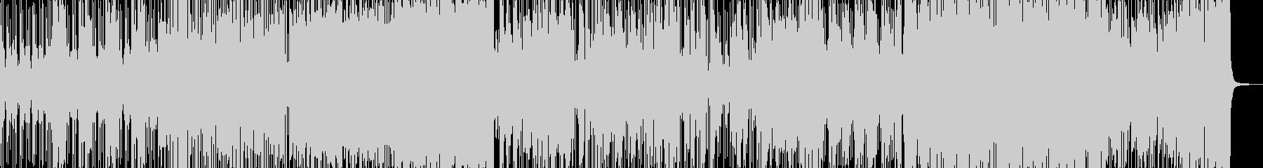 ファンク/ギター/かっこいい/展開多いの未再生の波形
